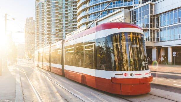 toronto-tram