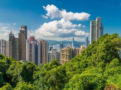 HK Property index