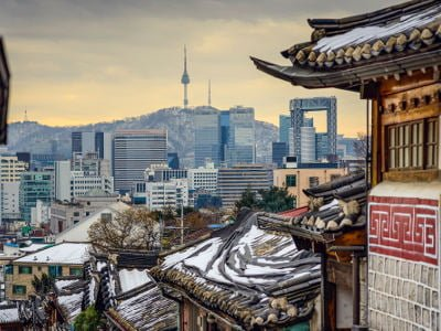 Korea property index