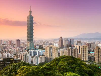 Taiwan property index