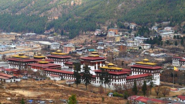 bhutan-houses